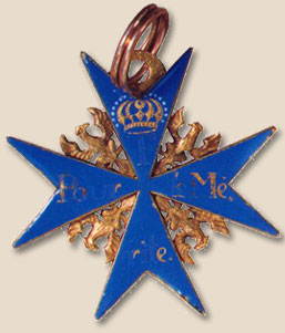 Pour le Merite - Blue Max - Information on Orders, decorations and medals by Andreas M. Schulze Ising
