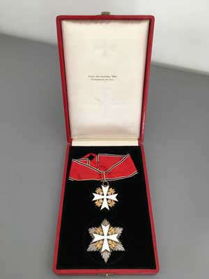 German Eagle Order 1st Class Set