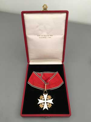 German Eagle Order 1st Class