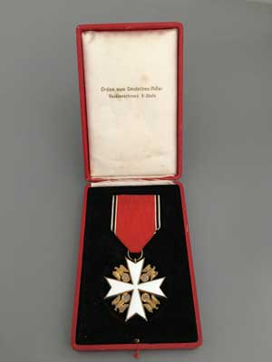 German Eagle Order 3rd Class