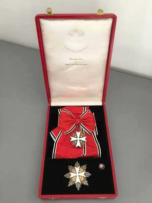 German Eagle Order Grand Cross