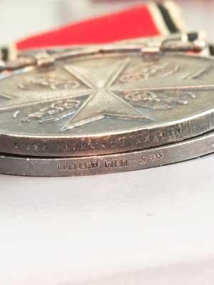Merit Medals