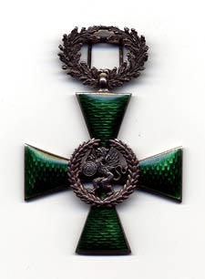 Russia - Order of Agricultural Merit second Class (avers)
