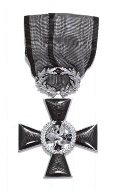 Russia - Order of Agricultural Merit first Class (avers)