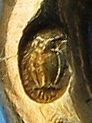 click to enlarge (found on a Prusian Red Eagle Grand Cross)